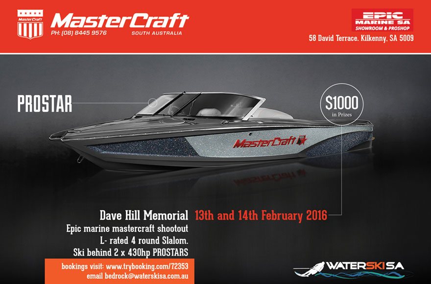 Dave Hill Memorial - Epic marine MasterCraft shootout
